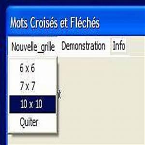 Mis En Pieces Mots Fléchés : t l charger logiciel de mots crois s et fl ch s pour windows shareware ~ Medecine-chirurgie-esthetiques.com Avis de Voitures