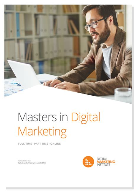 master digital marketing masters in digital marketing study