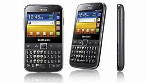 Samsung Galaxy Y Pro B5510 Manual Pdf Download  6 17 Mb