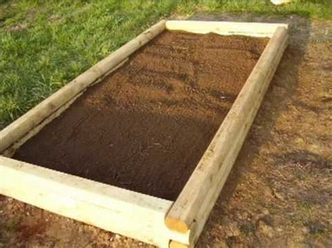 Railroad Tie Planter Box Ivoiregion