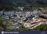 Spain, Andalusia, parish Zahara de la Sierra in the ...