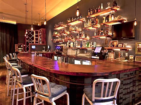 Commercial Bar by Commercial Design Build For Restaurants Bars Wineries