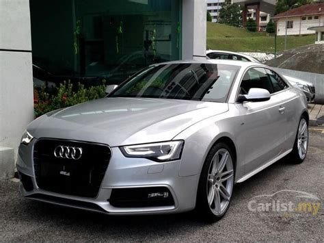 2011 Audi A5 Coupe by Audi A5 2011 Tfsi Quattro S Line 2 0 In Selangor Automatic