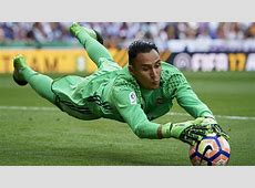 Barcelona and Atlético Madrid rejected Keylor Navas in