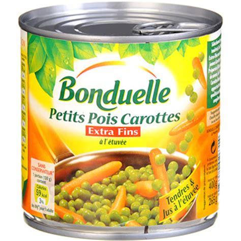 cuisiner petit pois en boite petits pois carottes fins a l 39 etuvee tous les