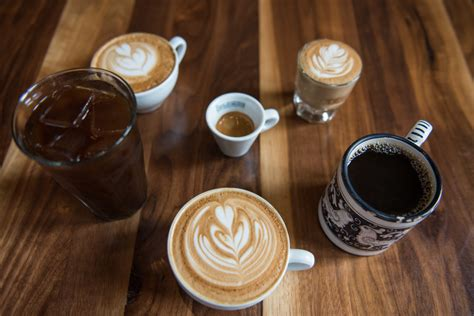 Types Of Coffee Drinks Explained  Wired Coffee Guide