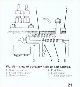 Kubota Z751 Injector Pump - Page 2