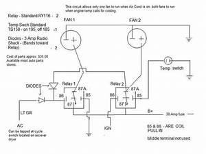 Air Conditioner Schematic