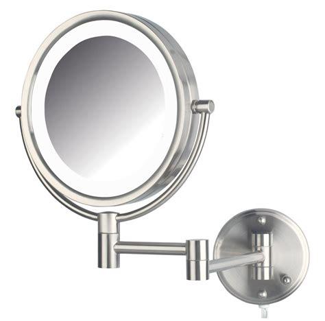 60 inch vanity amazon com jerdon hl88nl 8 5 inch led lighted wall mount