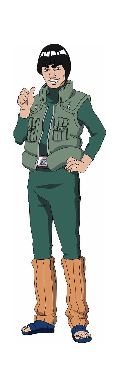 Guy Might Sensei Naruto Gai Maito Shippuden