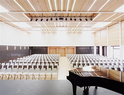 Riedberg Gymnasium In Frankfurt by Gymnasium Riedberg Frankfurt Deutschland Prolicht Projekt