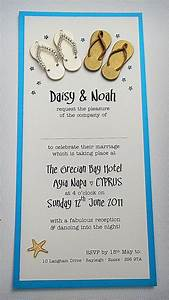 beach and seaside themed wedding invitation with cute With wedding invitations northern beaches