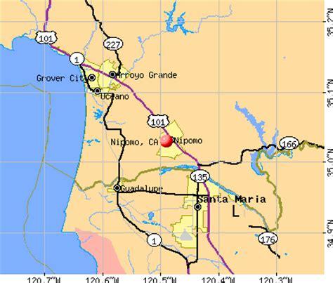 california offender map 28 images nipomo california ca 93444 profile population maps