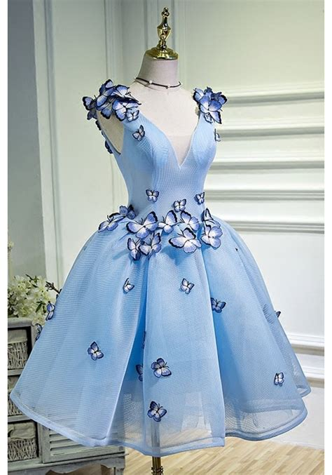 homecoming dresseslight blue homecoming dresses