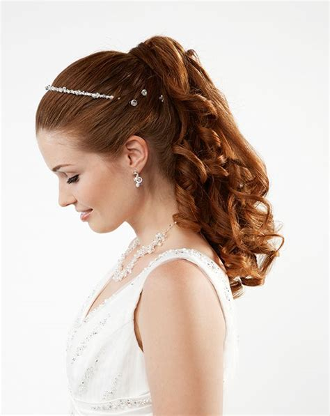 inspirationen  frisuren halboffen beauty styling