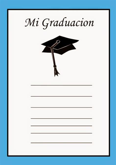 dibujos  plantillas  imprimir tarjetas de graduacion