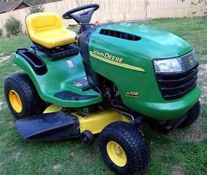 John Deere L100  L110  L120  L130  L118  L111 Lawn