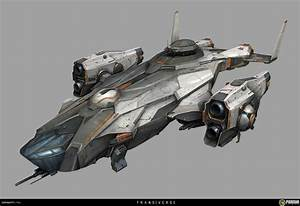 concept ships: Ships from TRANSVERSE by Steve ChinHsuan ...