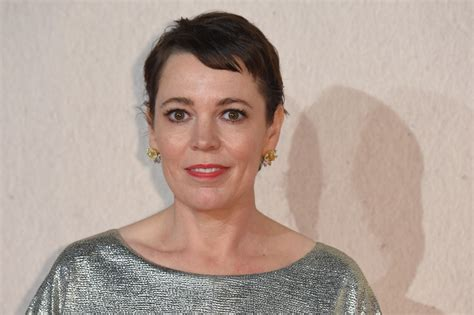 olivia colman interview   worry   wont