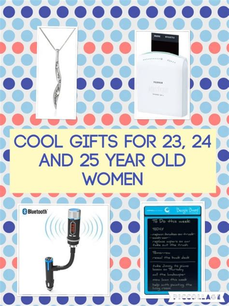 Gift Ideas For 25 Year Old Women Hubpages