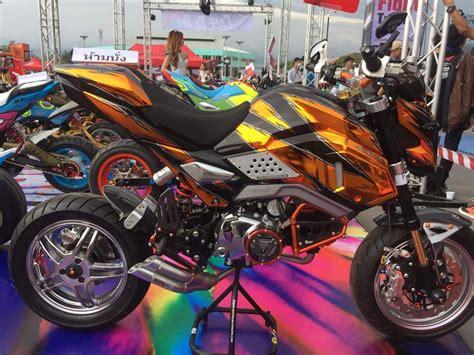 200+ Custom 2017 Honda Grom / Msx 125 Pictures
