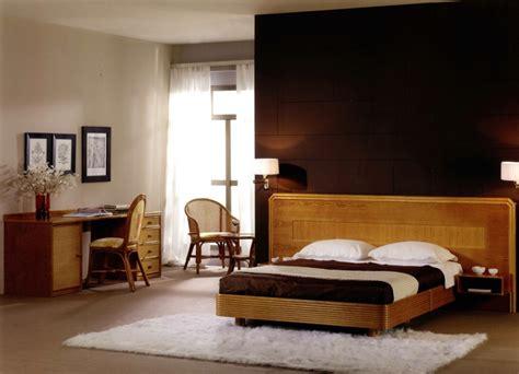chambre en rotin meubles en rotin pour la chambre