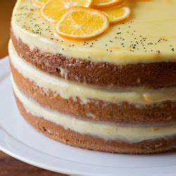 Lemon Poppy Seed Layer Cake - Life Made Simple
