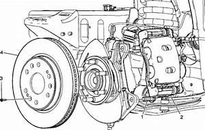 2007 Chevy Suburban Front Brake Diagram