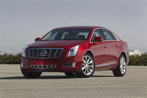competition abound  cadillac xts poised