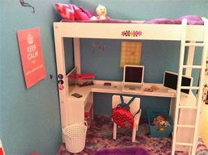 Simple american girl doll bedroom ideas | GreenVirals Style