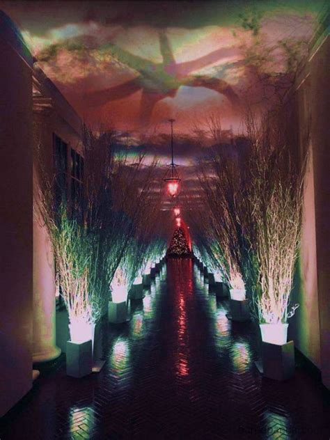 melania trump s white house christmas decorations have generated quite a response from the