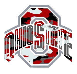 Ohio State Logo Camo | Free Images at Clker.com - vector ...