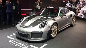 Porsche 911 Gt2 Rs 2017 : 2018 porsche 911 gt2 rs walkaround at frankfurt motor show 2017 ~ Medecine-chirurgie-esthetiques.com Avis de Voitures
