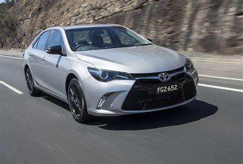 News  2016 Toyota Camry Rz Back; Better Spec, But Dearer