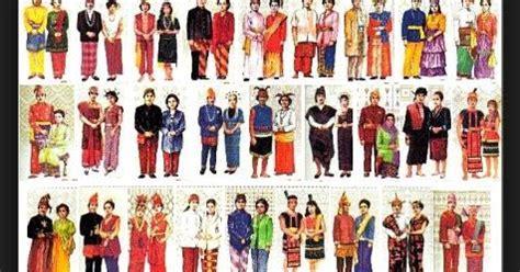 daftar jenis suku bangsa  indonesia