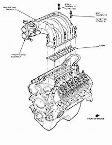 I Am Trying To Get To The Engine Wiring Harness On My 1995