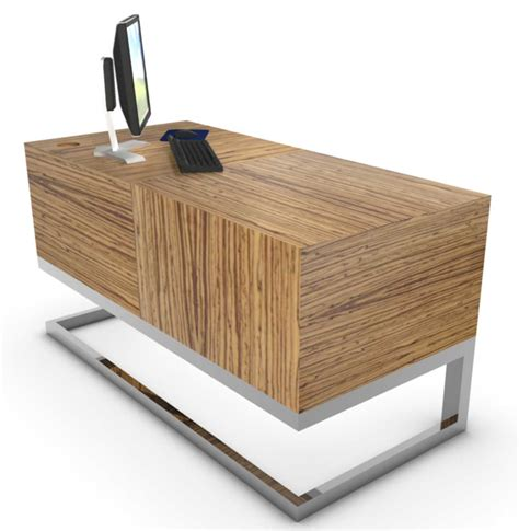 Contemporary Wood Office Furniture Office Furniture