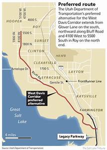 West Davis Corridor Protesters Say It U0026 39 S A  U0026 39 Highway To Hell U0026 39