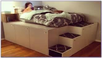 platform beds ikea including bed canada bedroom home