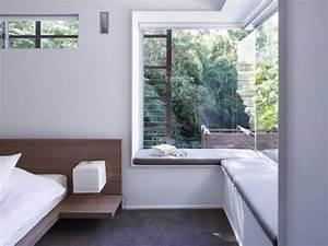 Banc Design Interieur : banc interieur rebord fenetre idees accueil design et mobilier ~ Teatrodelosmanantiales.com Idées de Décoration