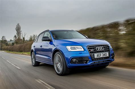 Audi Sq5 Review (2017) Autocar