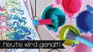 Malen Mit Kleinkindern Ideen : malen basteln mit kindern i 3 malideen i doodle i ~ Watch28wear.com Haus und Dekorationen