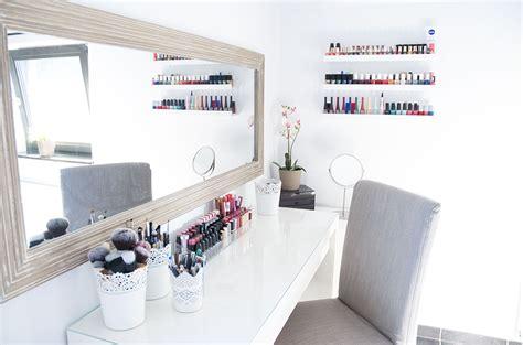 chaise de bureau maison du monde mon rangement makeup domino effect