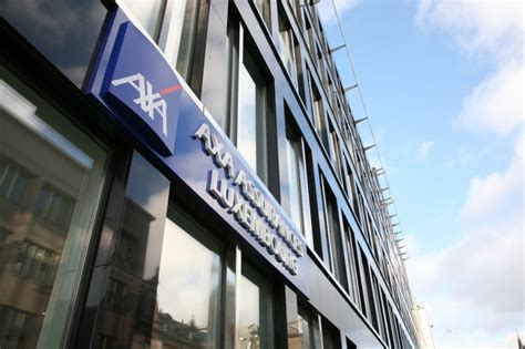 axa siege axa choisit le luxembourg pour lancer axa wealth europe