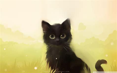kawaii anime cat wallpapers top  kawaii anime cat