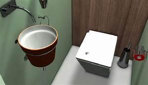 Le printemps s invite aux toilettes