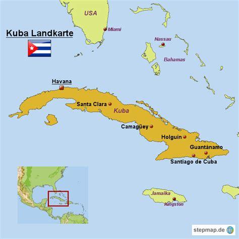 kuba landkarte von landkarten landkarte fuer kuba