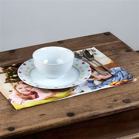 set de table personnalis 233 en tissu set de table photo de qualit 233