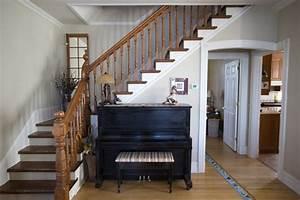 Escalier De Maison Interieur : une restauration mod le carole thibaudeau r novation ~ Zukunftsfamilie.com Idées de Décoration
