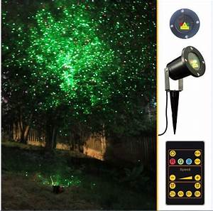 Christmas laser lights outdoor waterproof ip garden